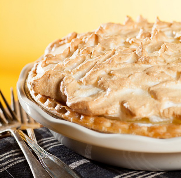 Eckert's Coconut Cream Pie Recipe