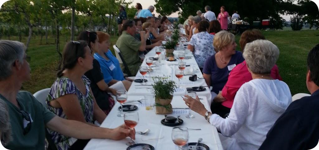 Wine Tasting Dinner Belleville