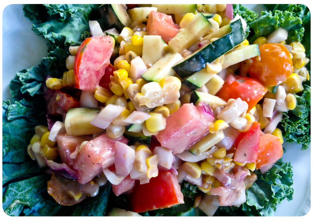 corn salad for blog