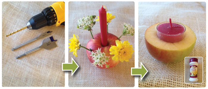 DIY Apple Crafts
