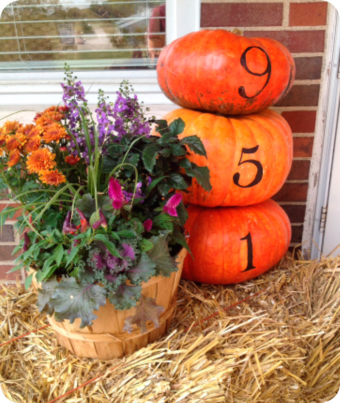 Address on Pumpkins