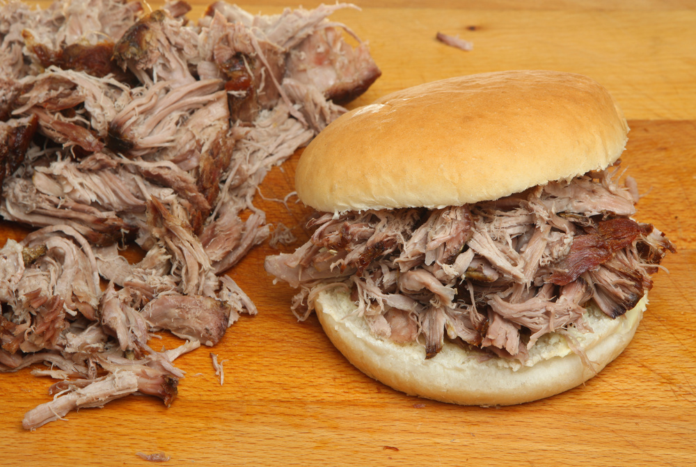 Applewood Smoked Pulled Pork