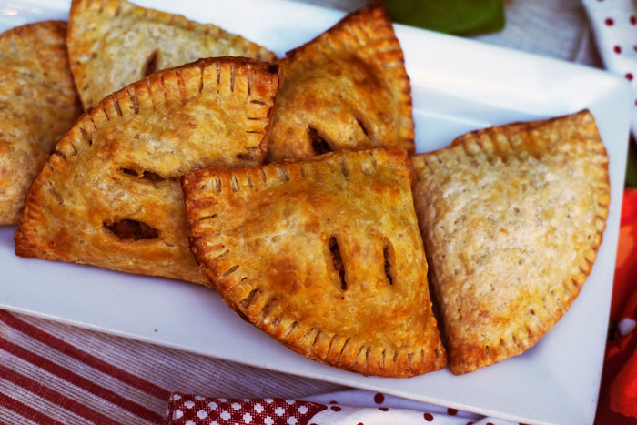Hamburger-Pie-Pockets