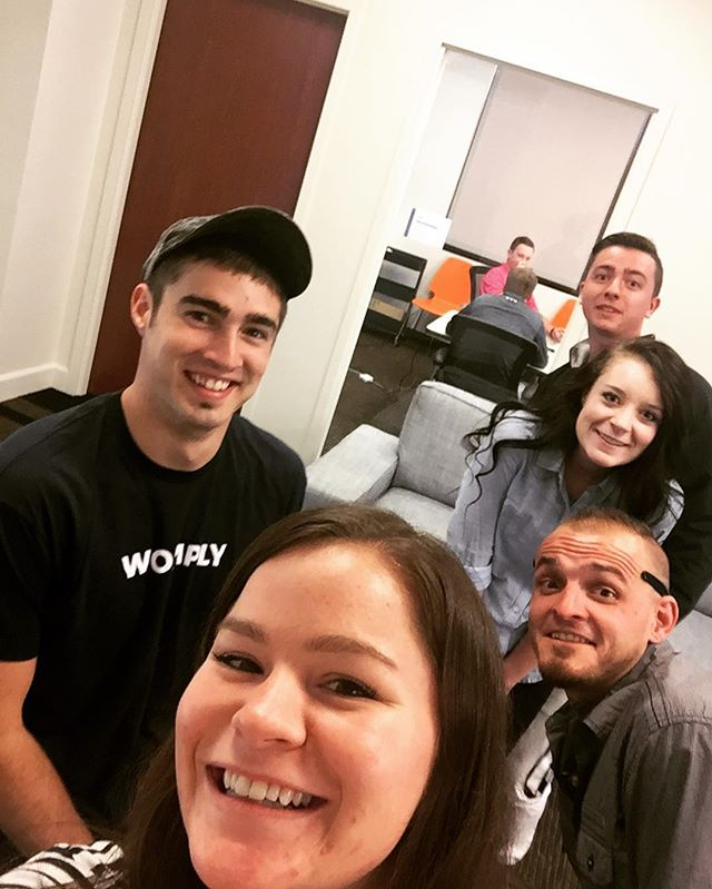 Can't forget about our Utah and overall trivia night winners. Have fun go karting! #trivianight #utah #womplyutah #lategram