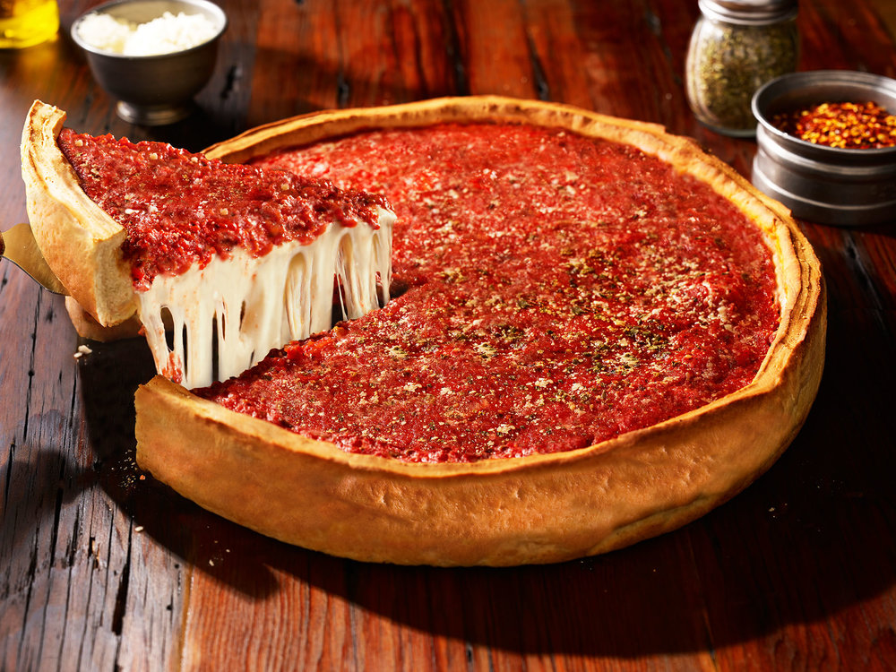 Giordano's is a Chicago icon with restaurants in eight states.
