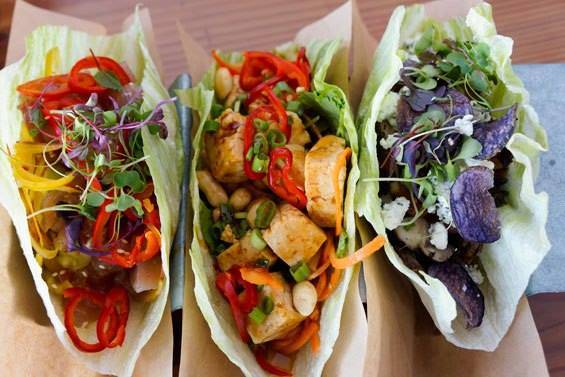 Velvet Taco pushes the street taco concept beyond the boundaries of tex-mex.