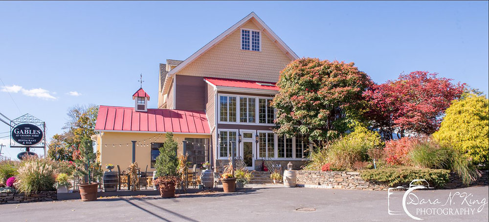 The Gables at Chadds Ford engages with customers in online review forums to ensure that customer experiences are in line with expectations at the historic property.