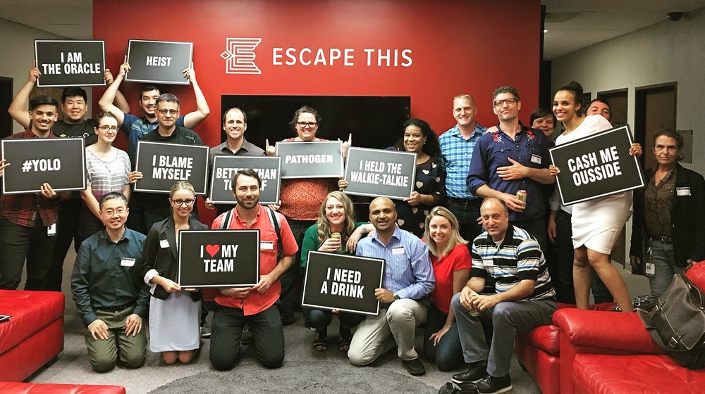 As the escape room craze sweeps the nation, Escape This is gaining a competitive edge by getting easier access to company and competitive revenue information.