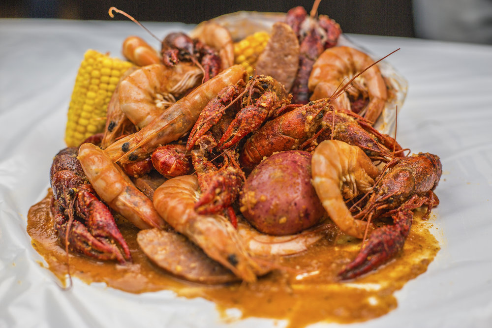 Hot N Juicy Crawfish started in Las Vegas and has turned its penchant for spicy seafood into a national chain with a dozen restaurants coast to coast.