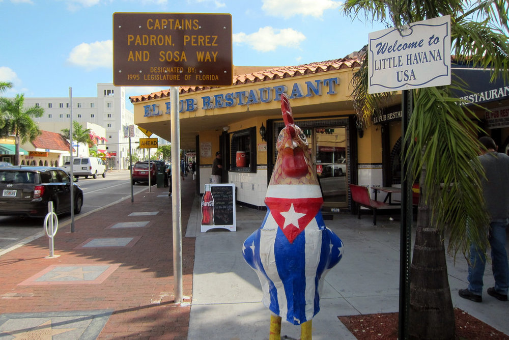 Located in Miami's Little Havana, El Pub Restaurant has been a destination for locals and tourists alike to enjoy authentic Cuban food for more than two decades.