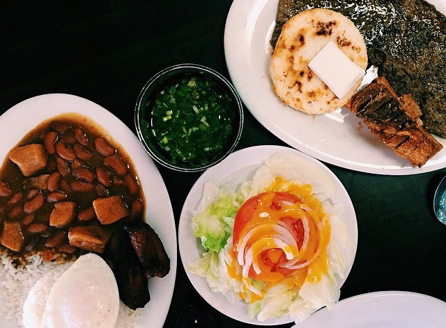 In keeping with Miami's heritage of Latin American fare, San Pocho serves up a hearty helping of Columbian cuisine in Little Havana.
