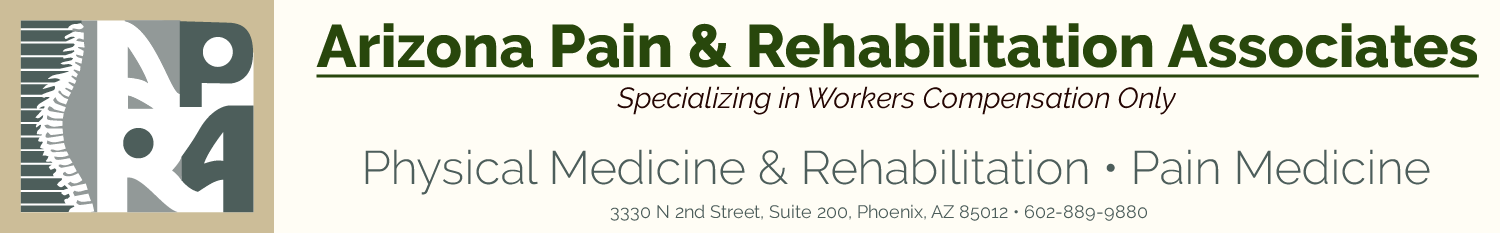 Arizona Pain & Rehabilitation Associates