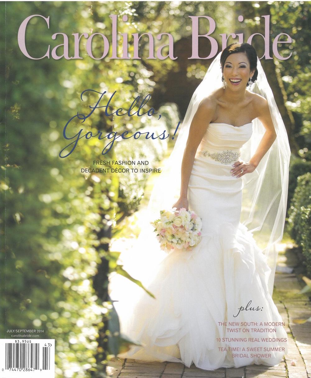 Carolina Bride July : September 2014 cover .jpg