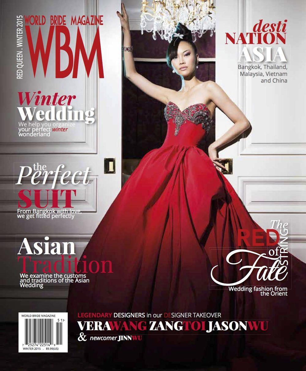World Bride Magazine Winter 2015