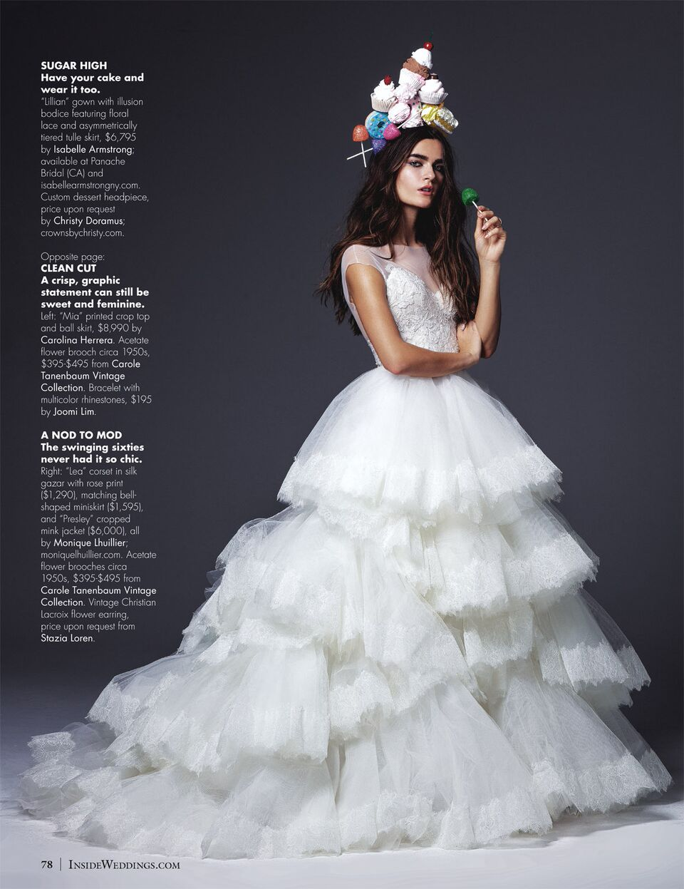 Inside Weddings Spring 2016