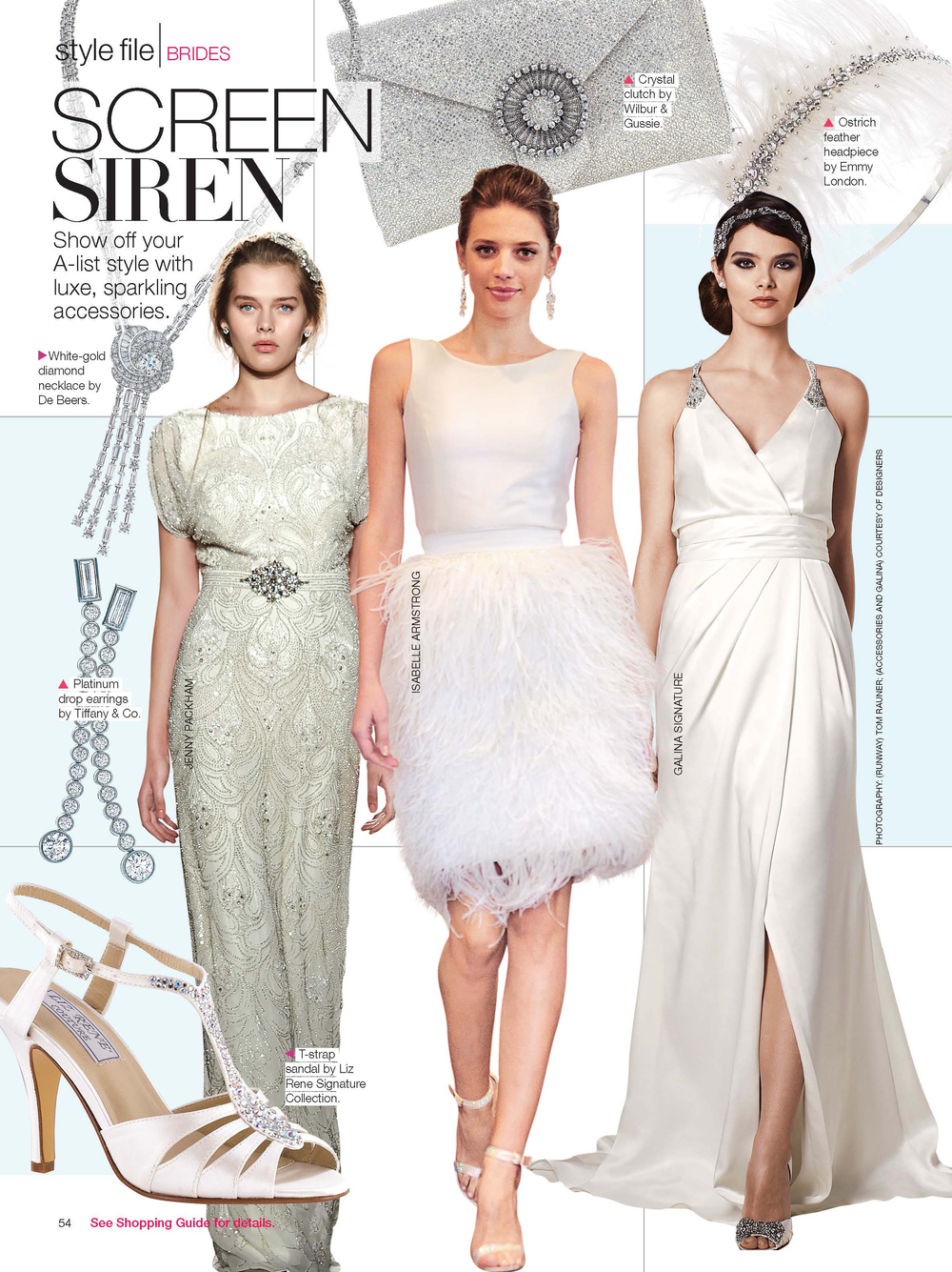 Bridal Guide Jan/Feb 2015