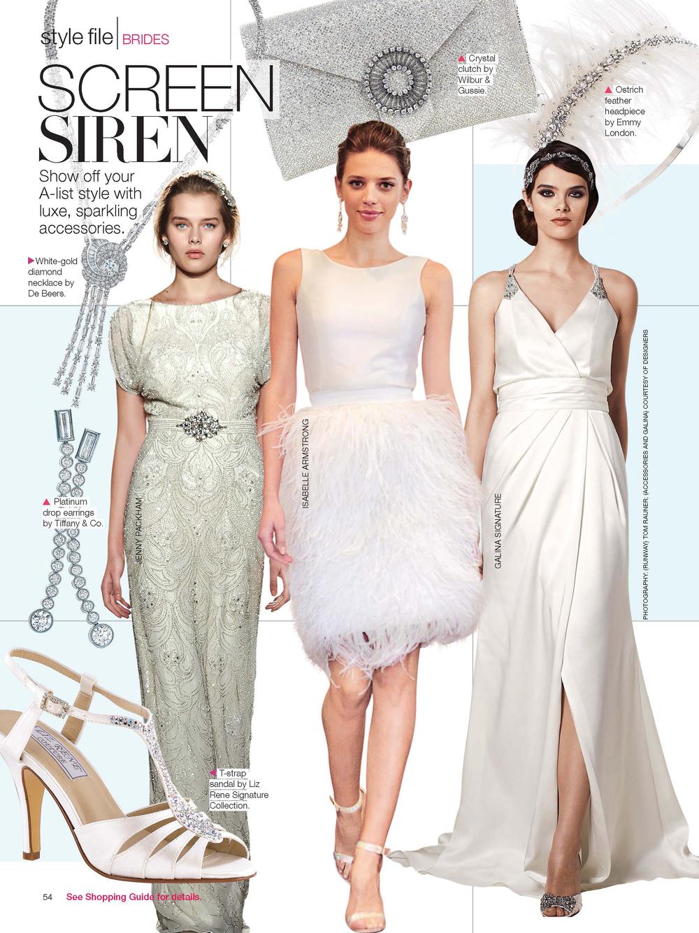 Bridal Guide Jan/Feb 2015