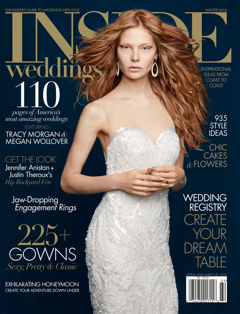 Inside Weddings Winter 2016