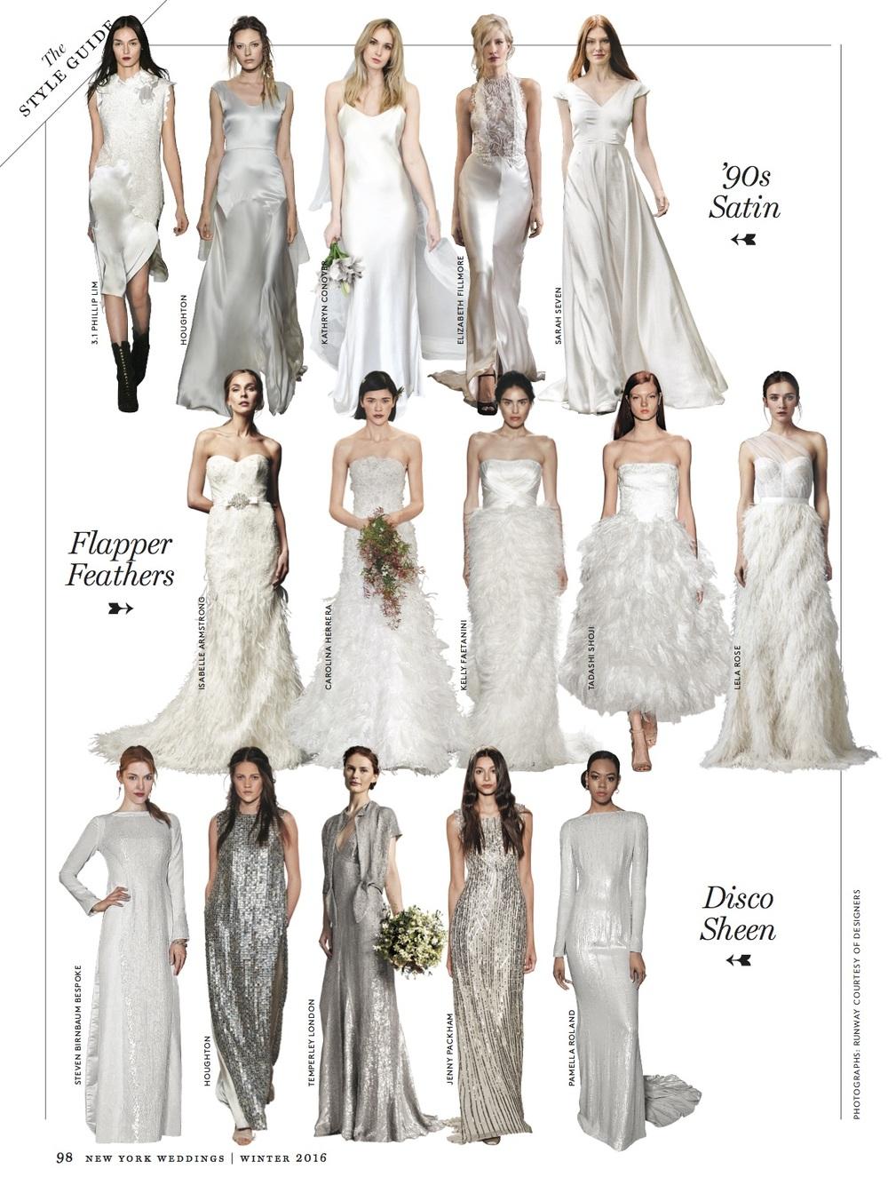 NY Weddings Summer 2016