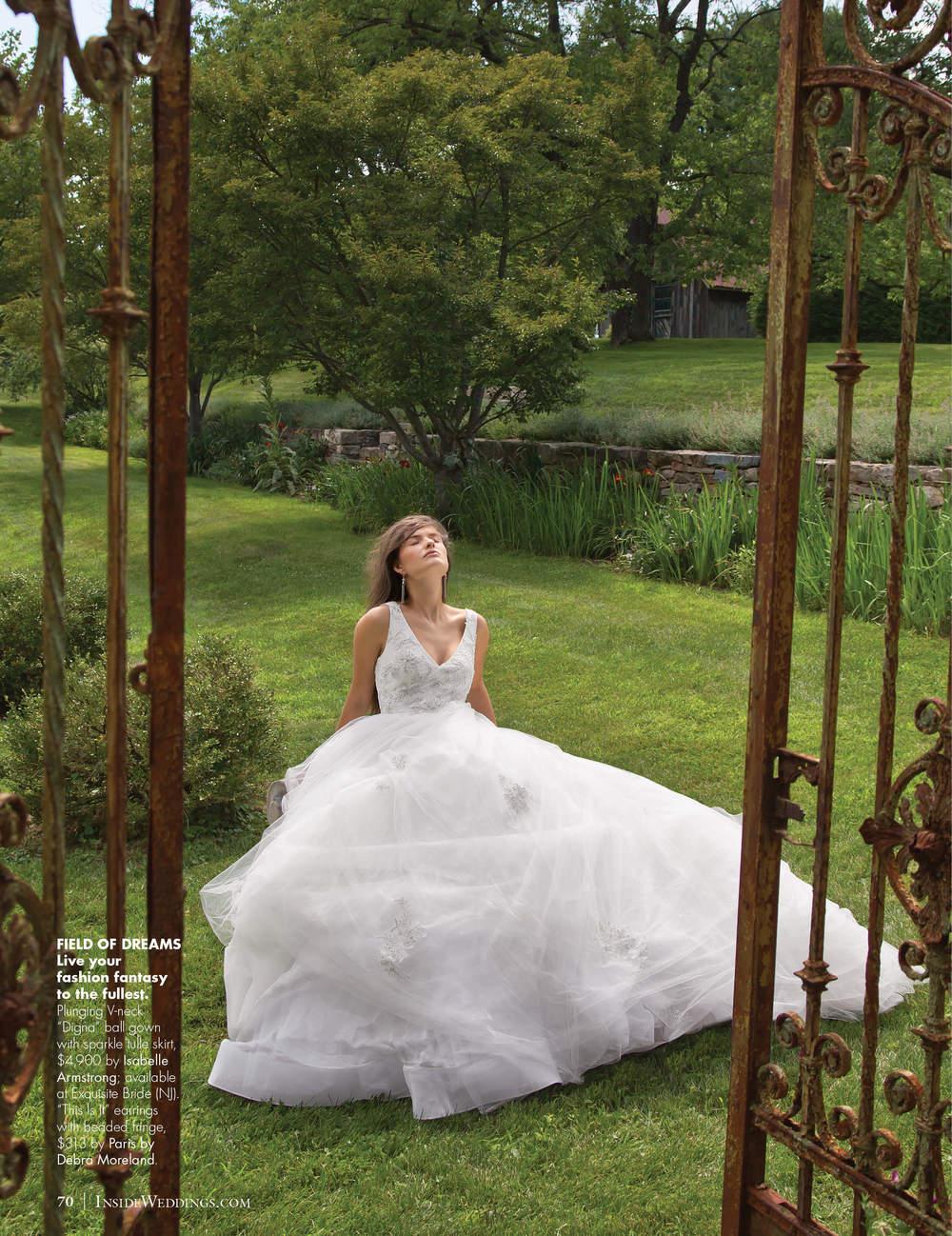 Inside Weddings Fall 2015