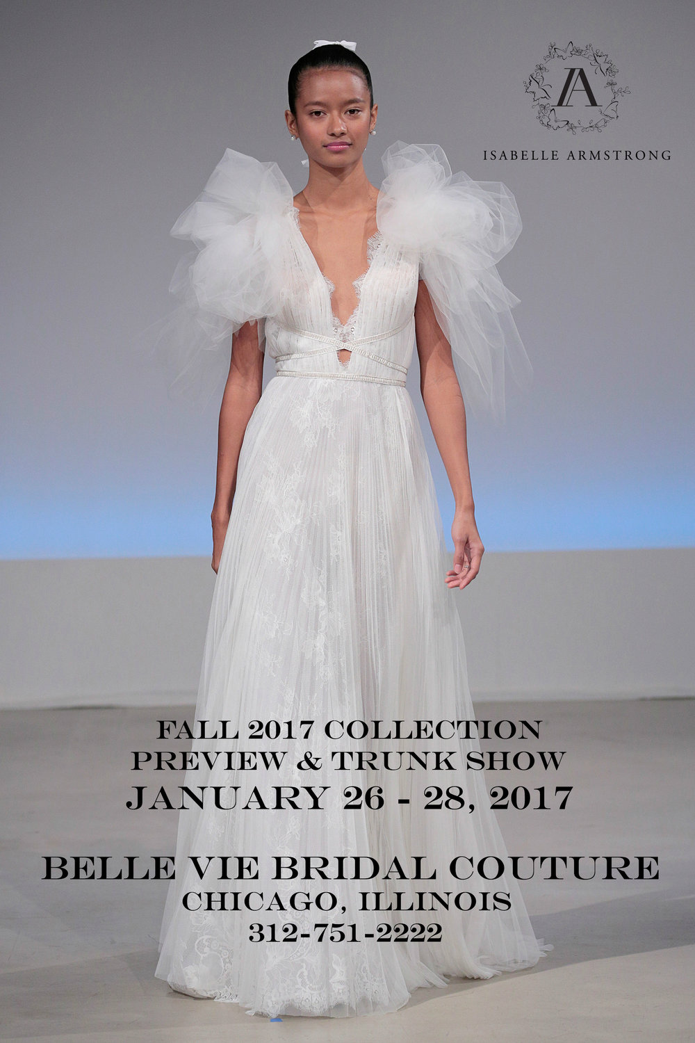 Bridal shows in illinois - Trunk Show Belle Vie Bridal Couture Chicago Illinois