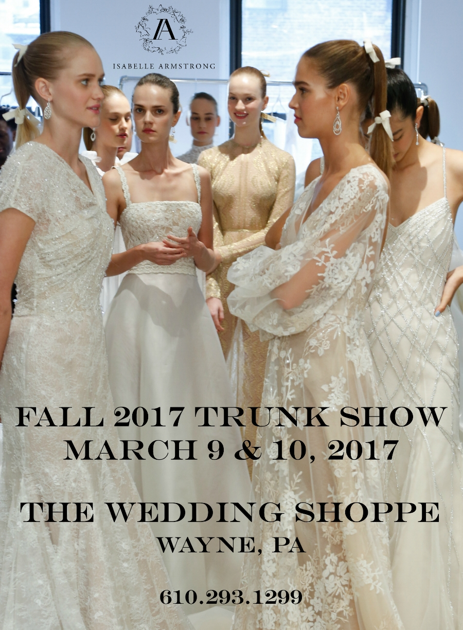 Trunk Show The Wedding Shoppe Wayne Pennsylvania