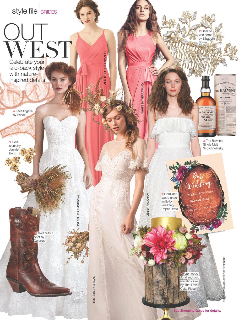 Bridal Guide ~ Fall 2017
