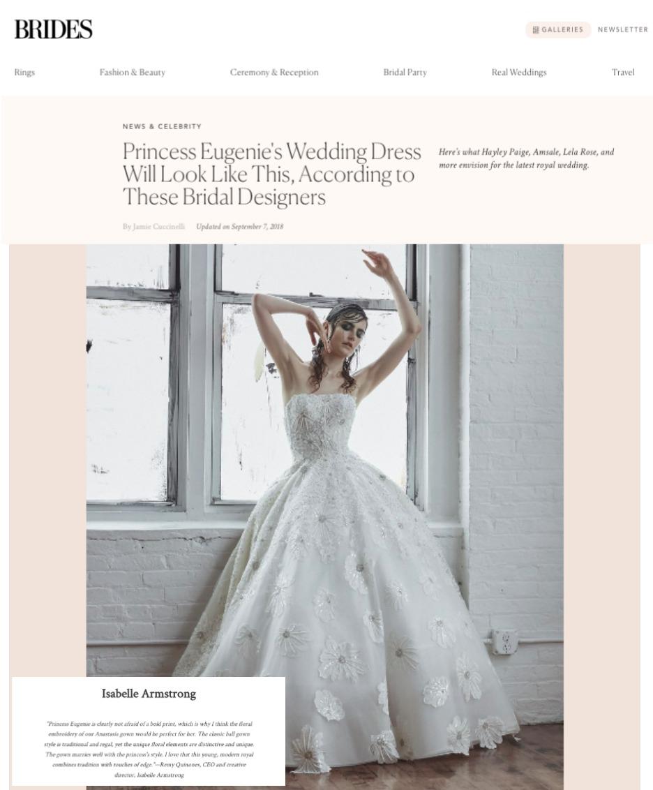 Brides.com ~ September 2018
