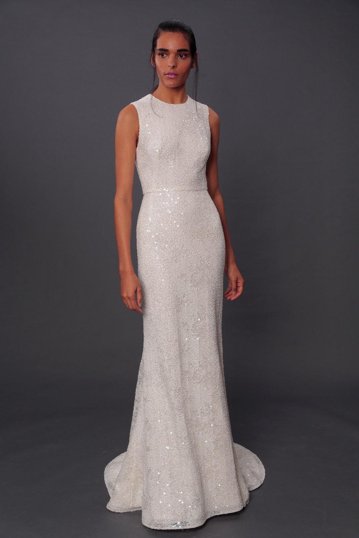 Look #8 ~ Genevieve Gown