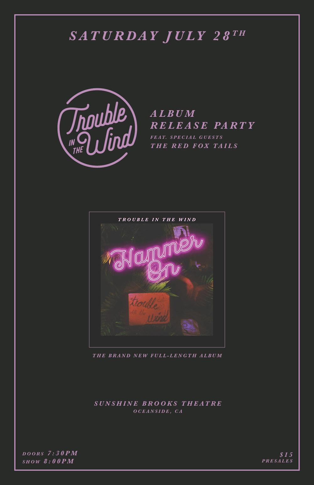 Album Release 11x17 print flyer.jpgJuly 28th