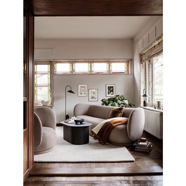 Loving the shapes, textures and earthy palette in the new @fermliving collection #fermliving #newcollection #wantitall