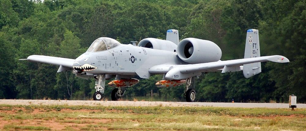 A-10 Arrival (1).JPG
