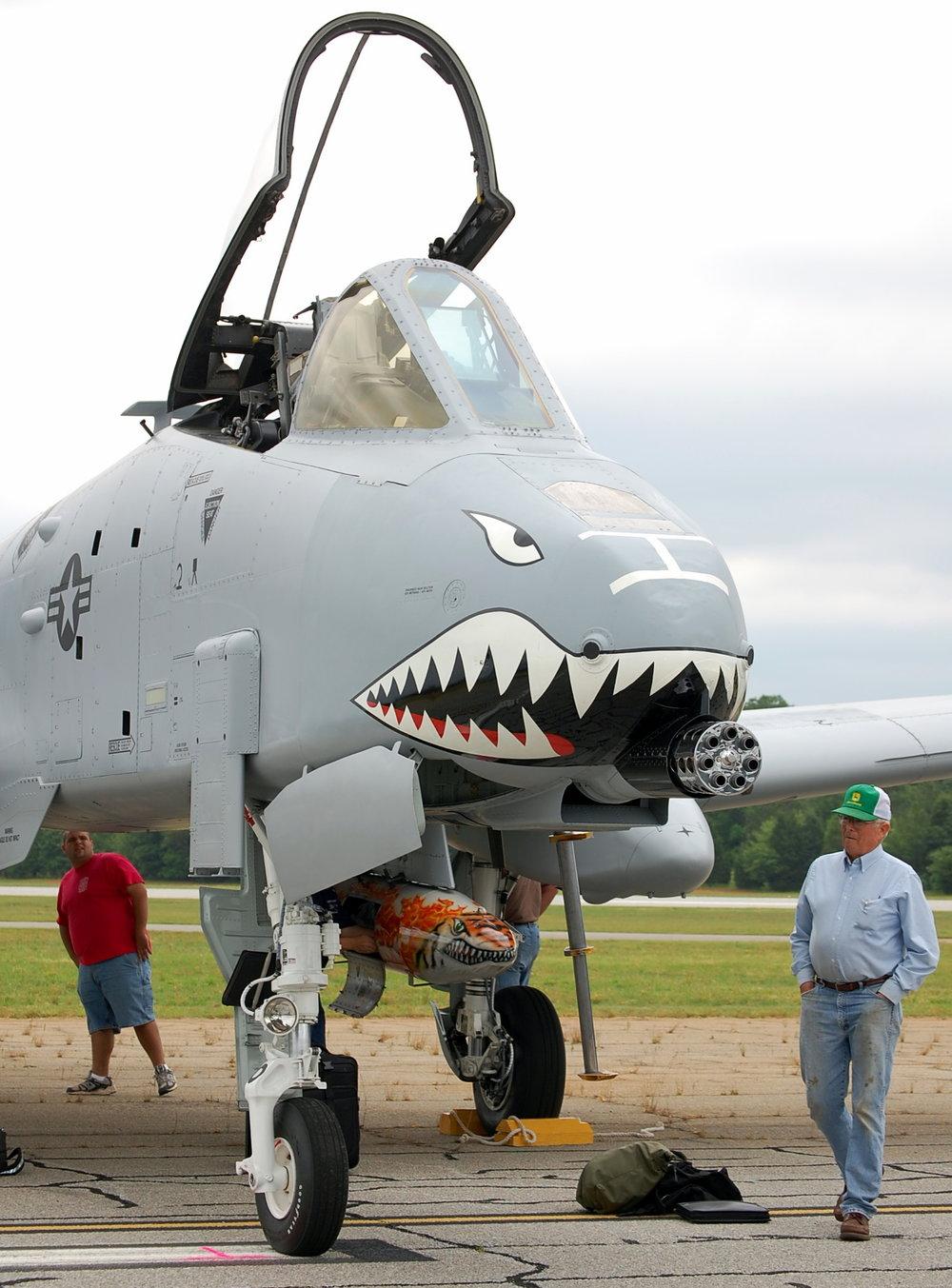A-10 Arrival (5).JPG
