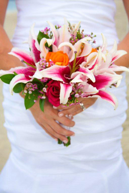 Floral Upgrades - Bouquet enhancements, Boutonierre's and more