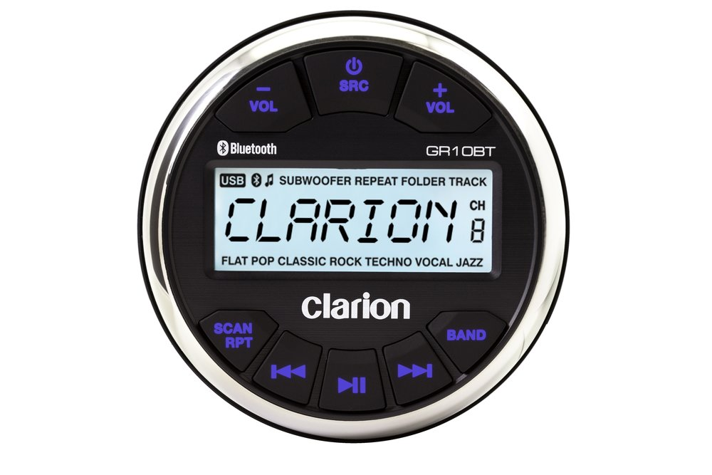 Clarion GR10BT Stright.jpg