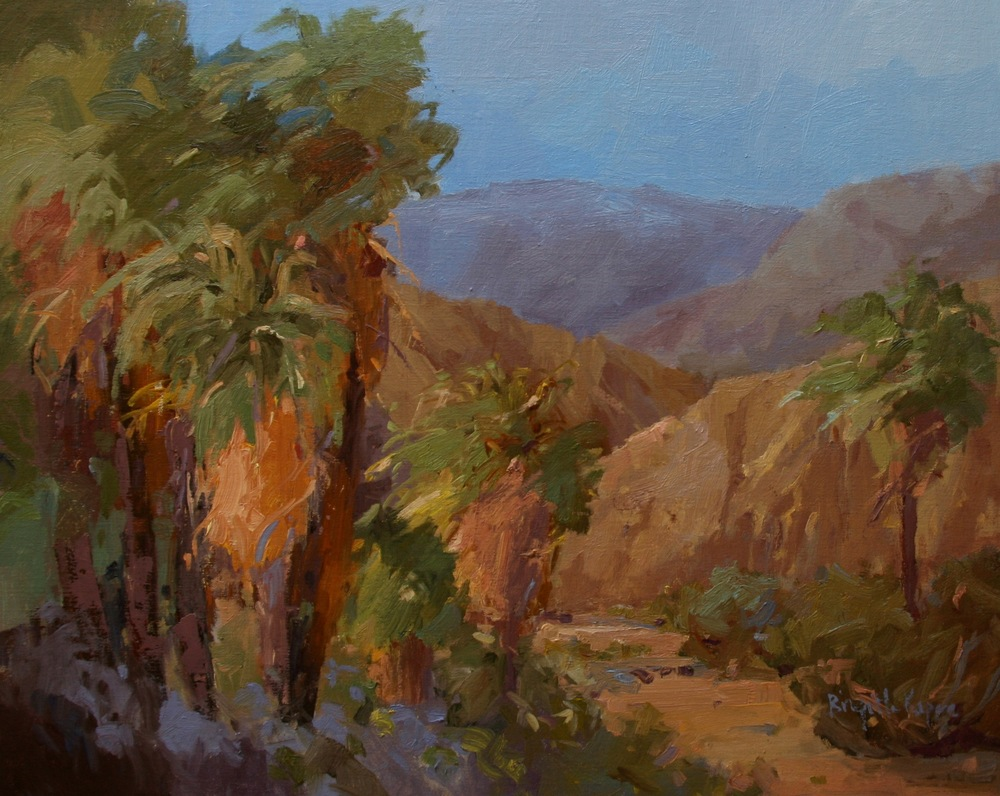Windy Canyon 16x20