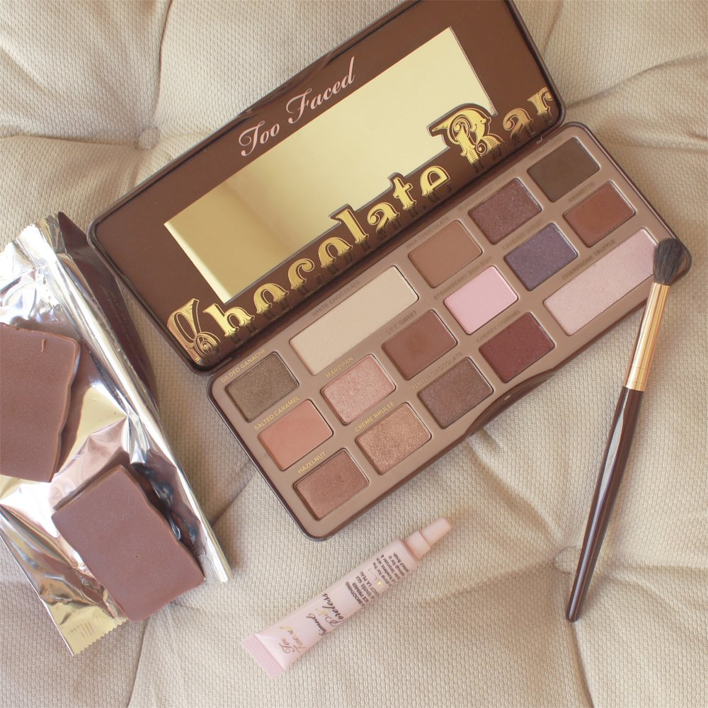 Too Faced Chocolate Bar Palette Review 1