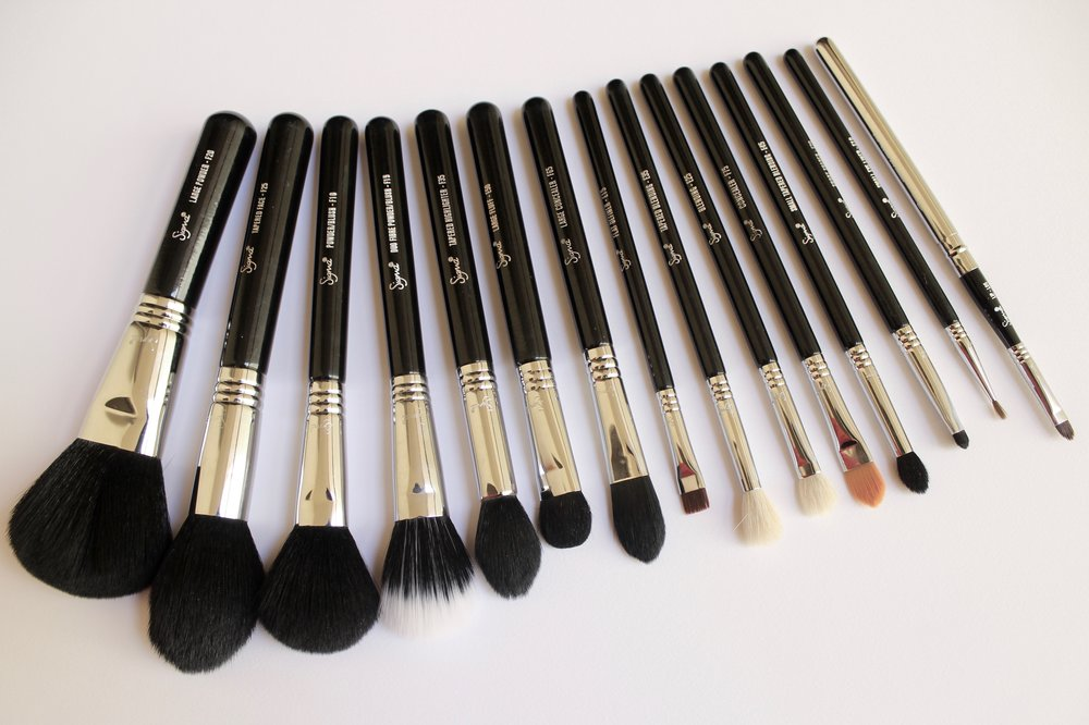 Nadia Zayat Makeup Sigma Brushes