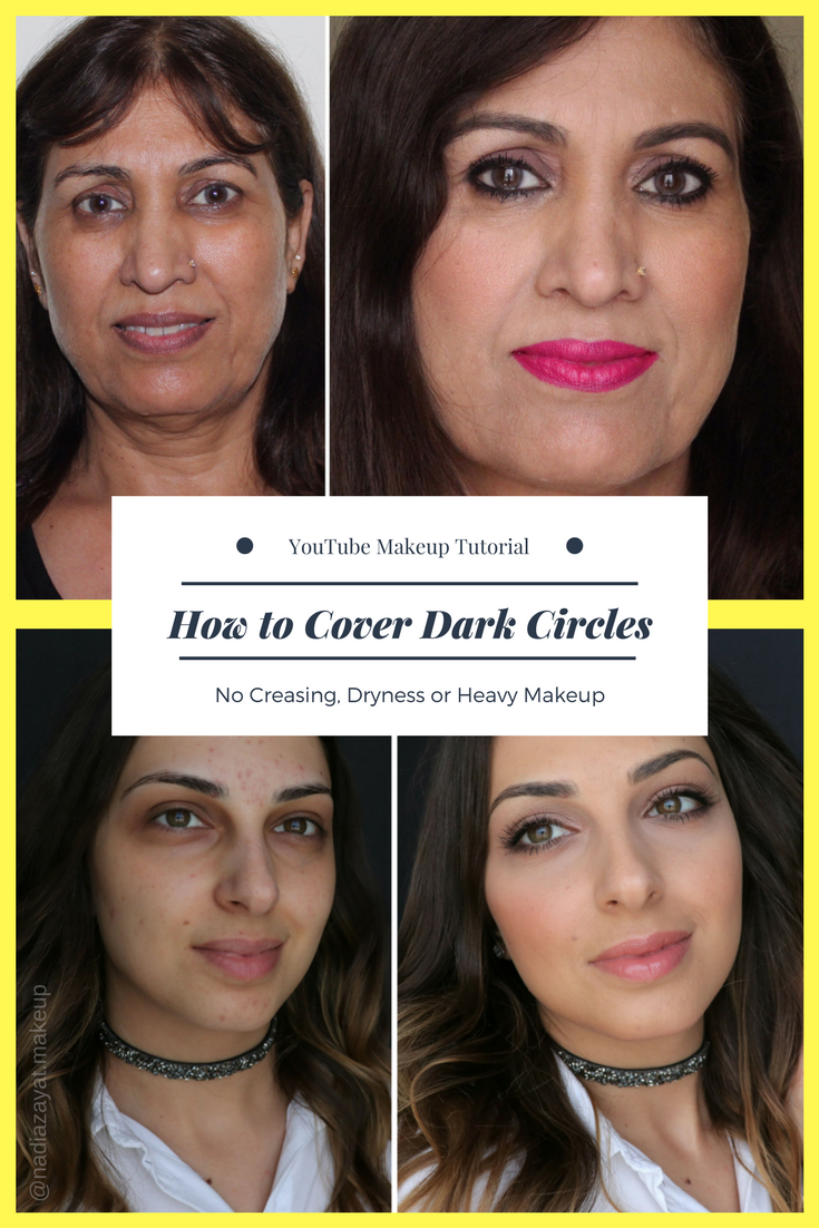 dark circles, how to cover dark circles