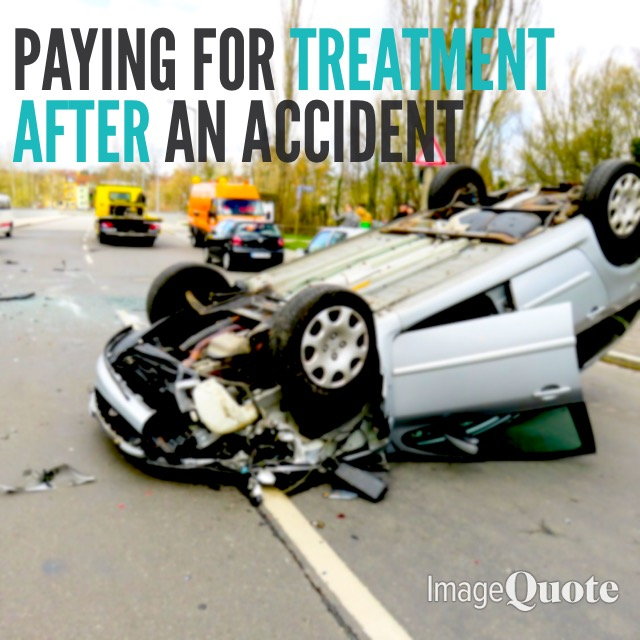 how medical bills are paid after a car accident
