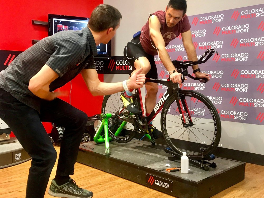 For Ryan Ignatz, teaching is one of the most crucial parts of the bike fit process.