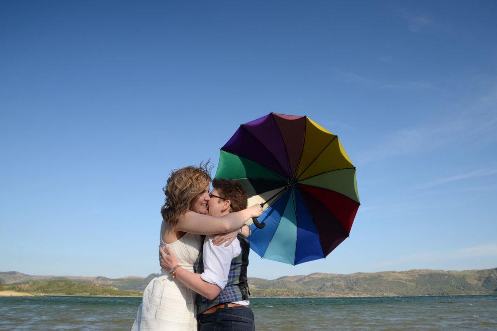Marty and Mariska - Loch Melfort