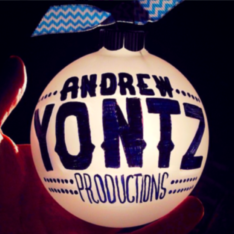 Andrew Yontz Productions Ornament