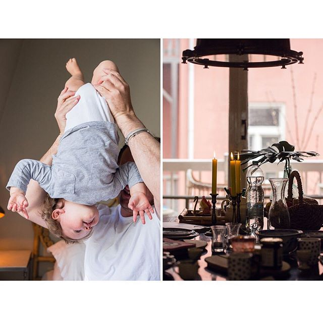 Time to turn the week upsidedown, happy weekend! (From the latest @vivamama_nl Lazy Sunday series, in shops now :-)