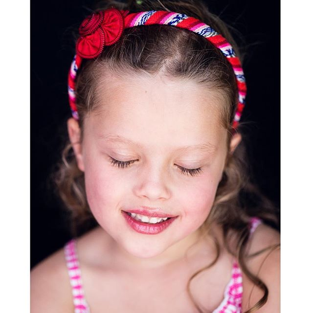How about this #pink cheek #portrait