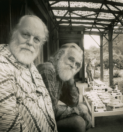 Lou Harrison & Bill Colvig