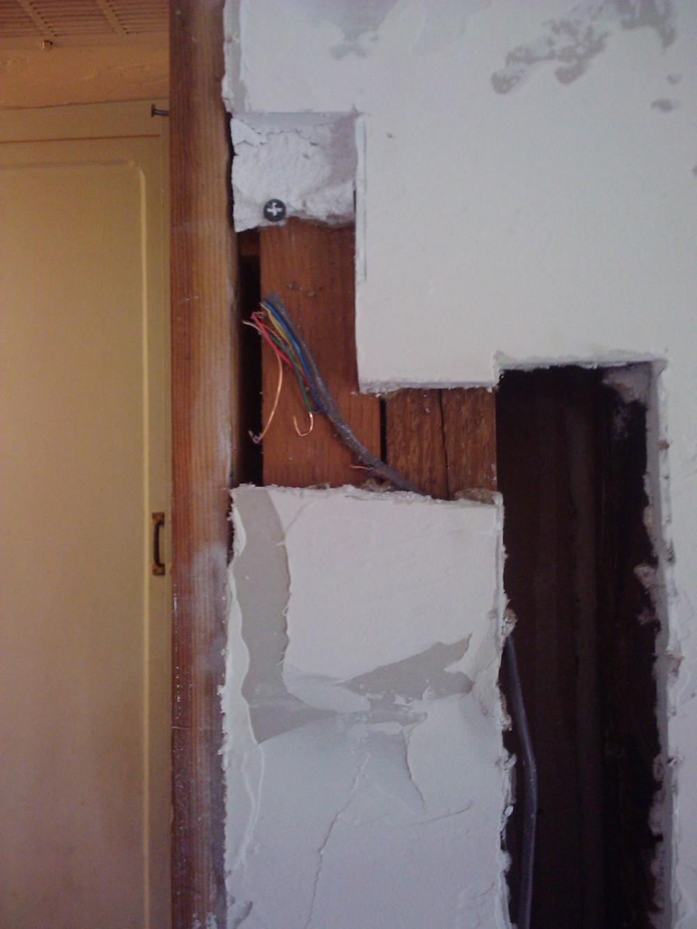 Drywall oops 2