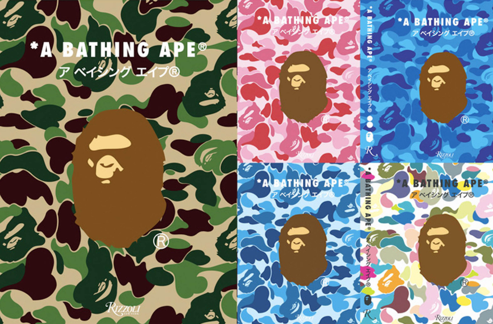 Book designer and Editor for A Bathing Ape's  monograph .