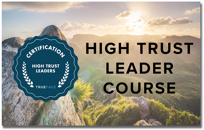 High Trust Leader Course