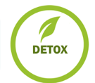 Detoxifcation    imbalanced hormones &poor gut health weakens our immune repsonse which allows for toxins to accumulate placing a toxic burden on our detox system which gets seriously overwhelmed